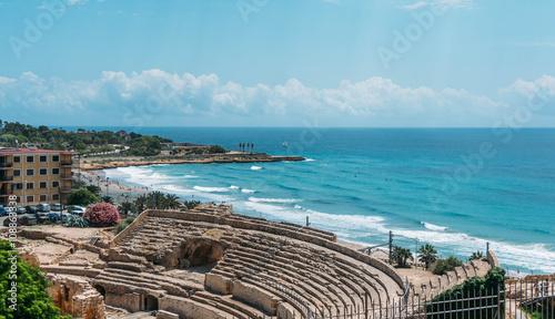Tarragona coast - Roman amphitheatre, Spain