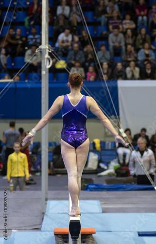 Photo  Gymnastics