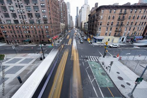Foto  Traffic in Ny City