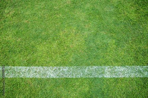 Fotografiet  soccer field