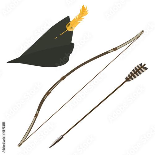 5f5c163765d Robin hood hat