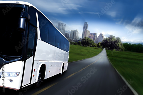 Zdjęcie XXL Autobus I