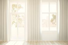 Windows And Light Curtains