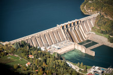 Electricity From Hydropower Pl...