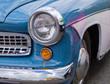Autoscheinwerfer Oldtimer DDR