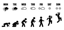 Weekly Working Life Evolution ...