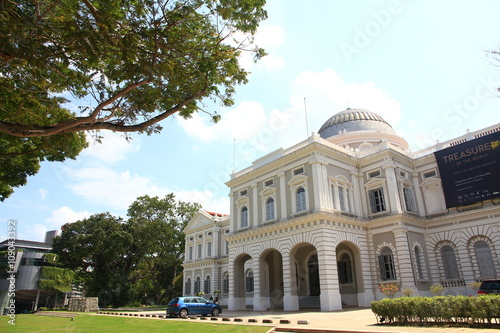 Photo  Heritage Buildings in Singapore