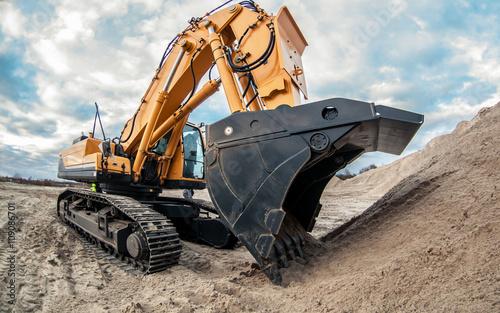 Fotografia excavator