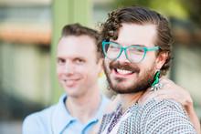 Gender Fluid Young Men