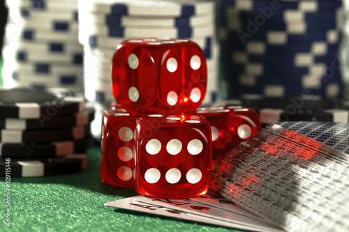 poker плакат