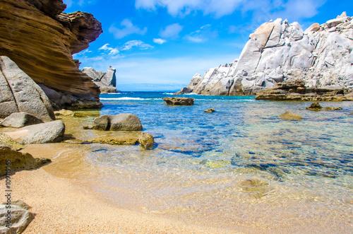 Photo  Sardinia - Capo Testa - Beautiful coast