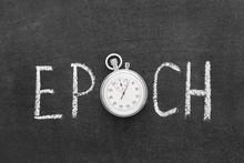 Epoch Word Watch