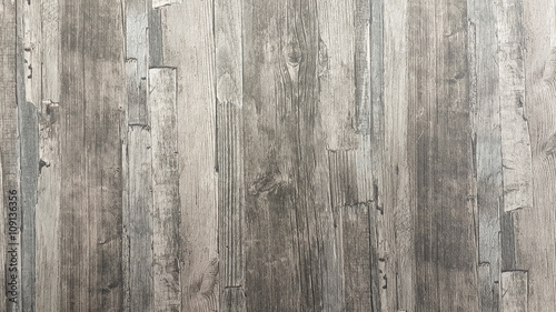 Tuinposter Hout wood background texture old wall wooden floor vintage brown wallpaper