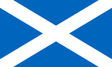 Scotland Flag, Bratach Na H-al...
