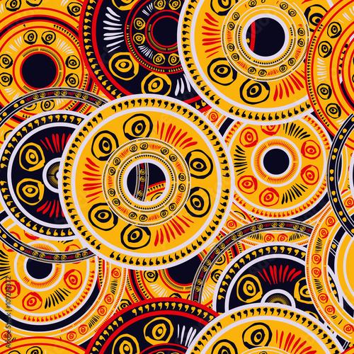 Tapety o tematyce podróżniczej geometryczne-wzory-trojkata-afryki-i-s