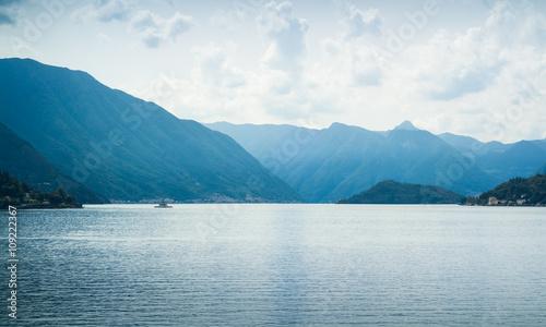 Papiers peints Alpes Lake Como Mountains