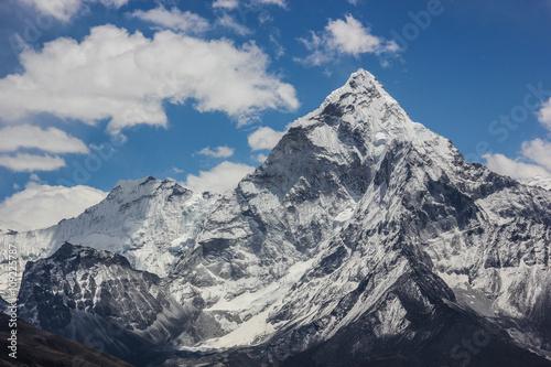 Photo  Himalayas