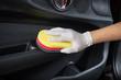 Car detailing series : Cleaning car door panel