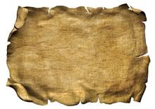 Parchment Scroll Pirate Paper