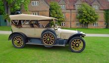 Vintage 1914 Sunbeam Motor Ca...