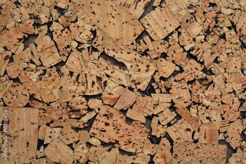 Photo sur Toile Les Textures Cork wood background