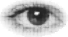 Half Tone Eye