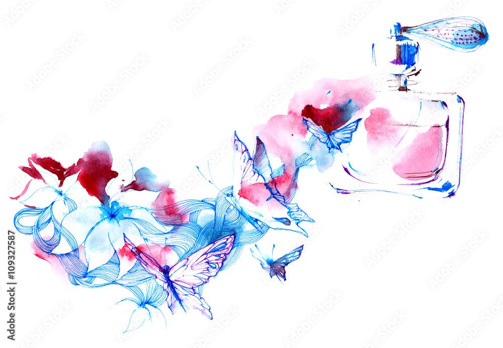 Fototapety, obrazy: fragrance