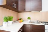 Home staging nowoczesna kuchnia