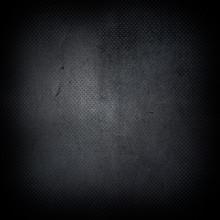 Dark Grunge Perforated Metal B...