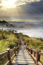 Imaaging Of Beautiful Landscape With Nice Nature Color