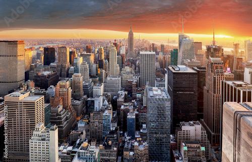 Photo Stands New York New York City, USA
