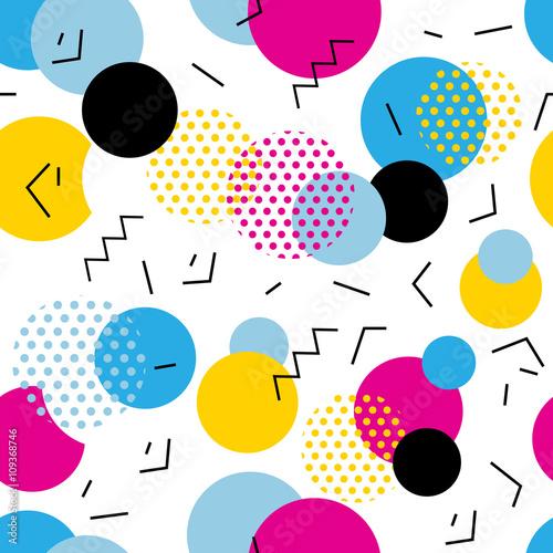 bezproblemowa-geometryczny-wzor-w-stylu-retro-lat-80-tych-kregi-pop-artu-linie-wzor-zygzak-na-bialym-tle