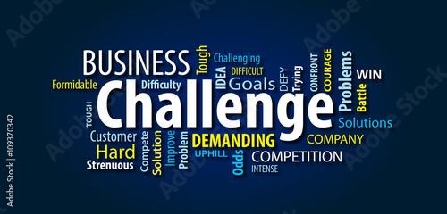Fotografia  Business Challenge