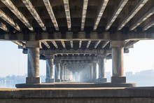 Under The Bridge Closeup.