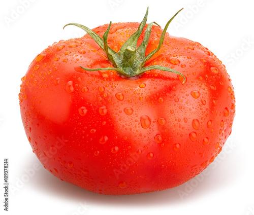 Fotografía  red tomato