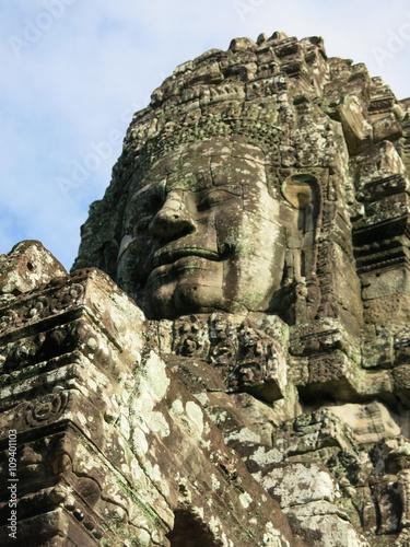 Photo sur Aluminium Monument Bayon temple Angkor Thom, Cambodia