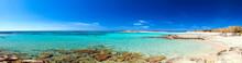 Elafonisi Beach Panorama