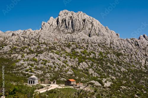 Fotografie, Obraz  Tulove Grede part of the Dinaric Alps , Croatia