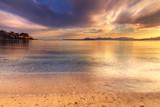 Fototapeta See - Plage de la côte d'azur: Cap d'Antibes