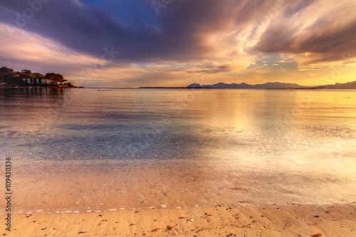 Plage de la côte d'azur: Cap d'Antibes