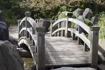 Panel Szklany Ogrody Spring in japanese garden - Frühling im japanischen Garten
