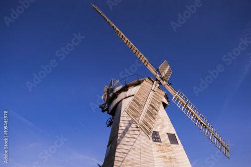 Photo Upminster Windmill, Essex, England