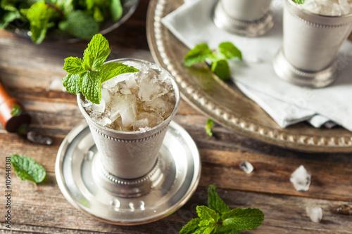 Valokuvatapetti Cold Refreshing Classic Mint Julep