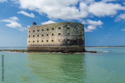 Papiers peints Fortification View Fort Boyard, France