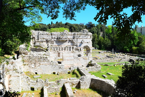 Poster Ruine Arènes de Cimiez