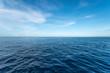 canvas print picture - Der weite Ozean