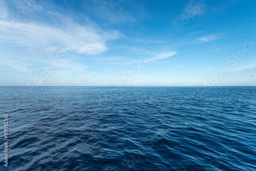 Fotobehang Zee / Oceaan Der weite Ozean
