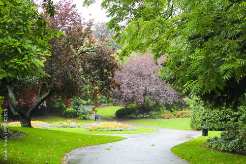 Foto op Canvas Tuin Lincoln, UK