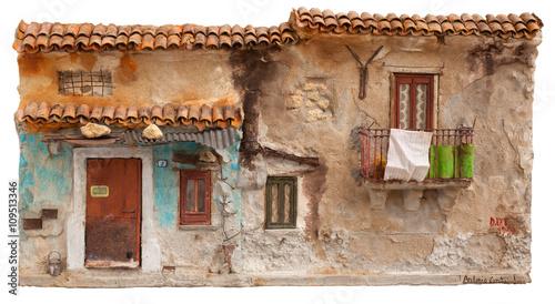 Photo Handicraft, miniature house
