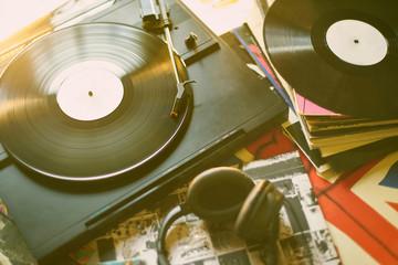 Fototapeta Vintage vintage ambiance music